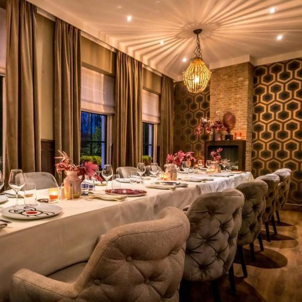 Hampshire Hotel – Schuddebeurs diner