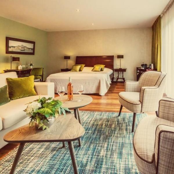 Hampshire Hotel – Schuddebeurs hotelkamer