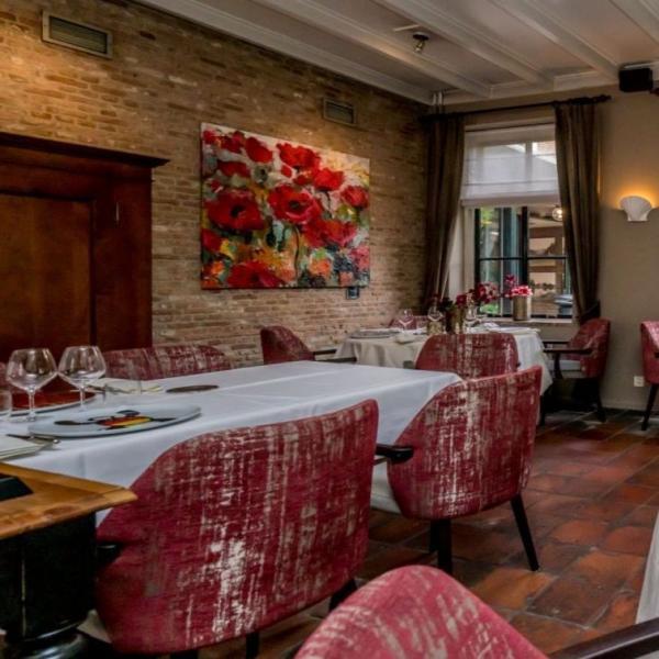 Hampshire Hotel – Schuddebeurs restaurant
