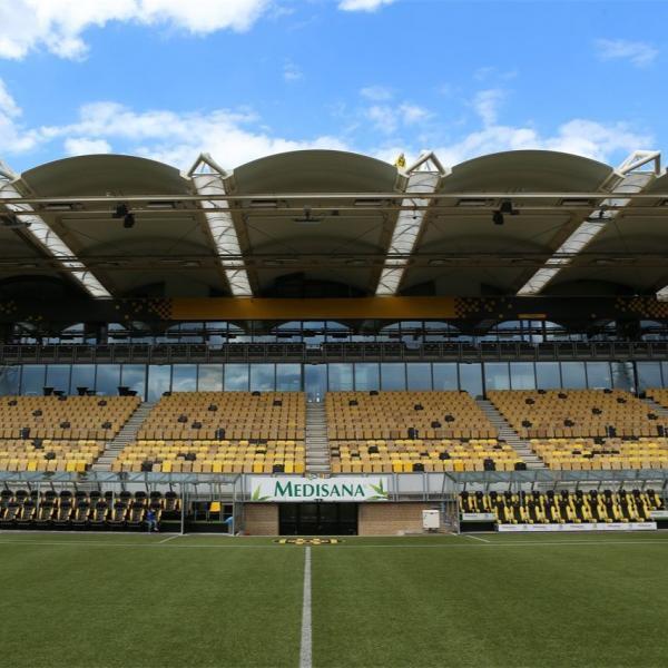 Parkstad Limburg Stadion stadionbinnen