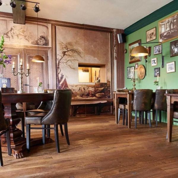 Hotel 't Gemeentehuis restaurant