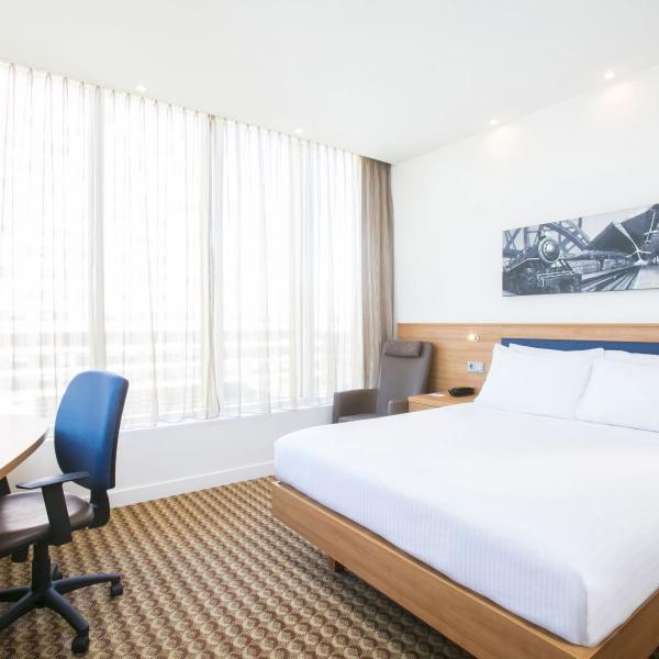 HBH AMSZU- hotelkamer