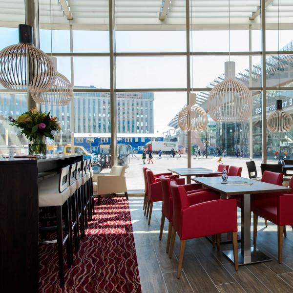 HbH AMSZU - Lobby Lounge