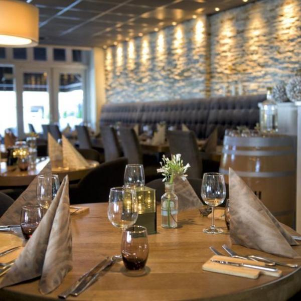 Hotel et le Café de Paris diner