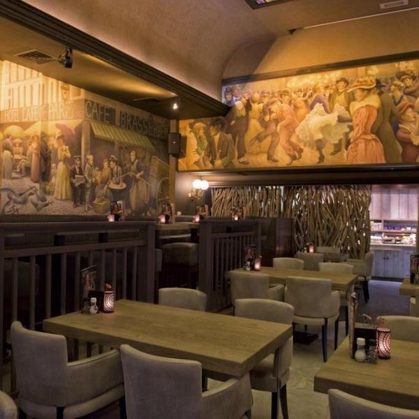 Hotel et le Café de Paris restaurant