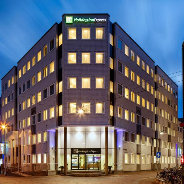 holiday-inn-express-arnhem-buitenkant