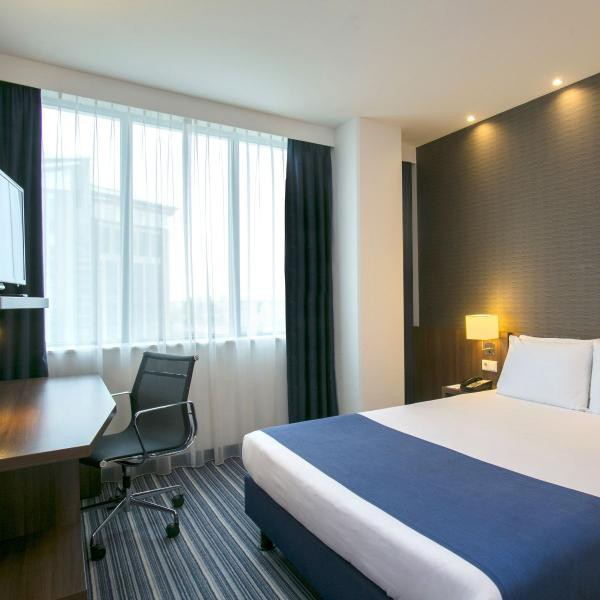 Holiday Inn Express Arnhem hotelkamer