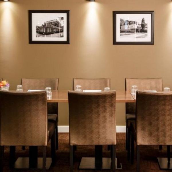 HIEAS restaurant