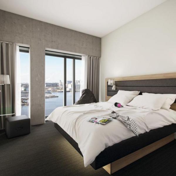 Moxy Houthavens hotelkamer_01