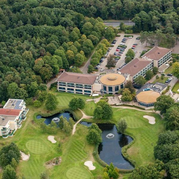 Hilton Royal Parc Soestduinen bovenaf