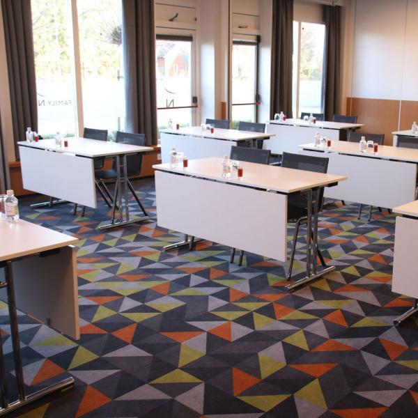 Novotel Breda schoolopstelling