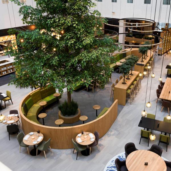 Novotel Amsterdam Schiphol Airport restaurant