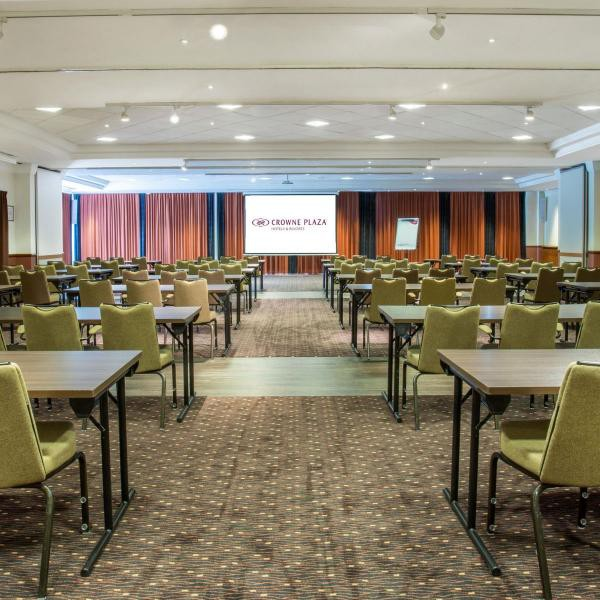Crowne Plaza Schiphol grote zaal