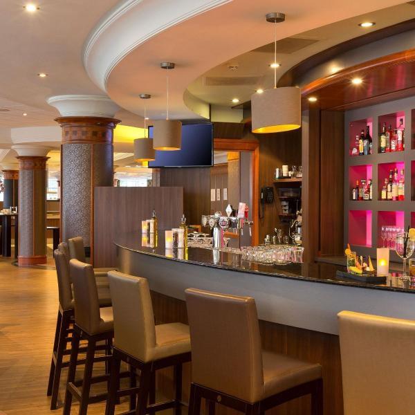 Crowne Plaza Schiphol hotelbar