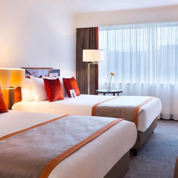 Crowne Plaza Schiphol hotelkamer_01