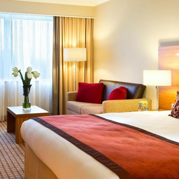 Crowne Plaza Schiphol hotelkamer