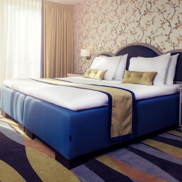 Carlton Oasis hotelkamer