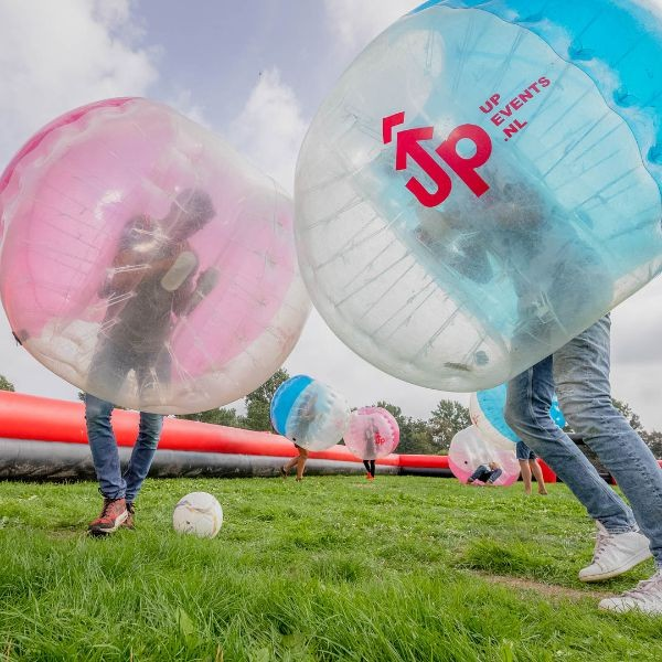 UP Events bobbelvoetbal