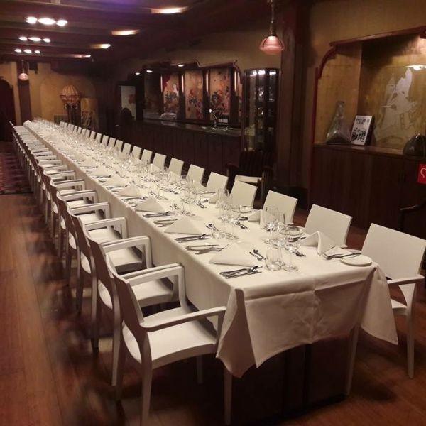 Pathé Tuschinski VIP diner