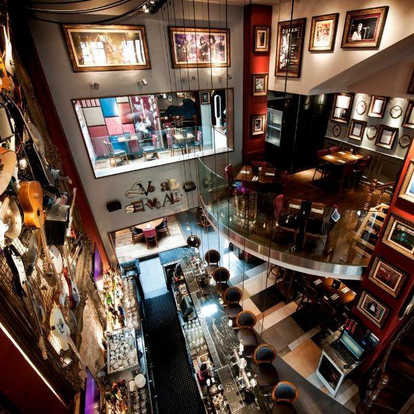 Hard Rock Hotel Brussels Cafe