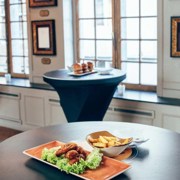 Hard Rock Hotel Brussels Cocktailtables