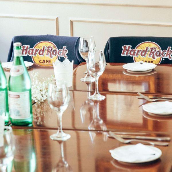 Hard Rock Hotel Brussels settable