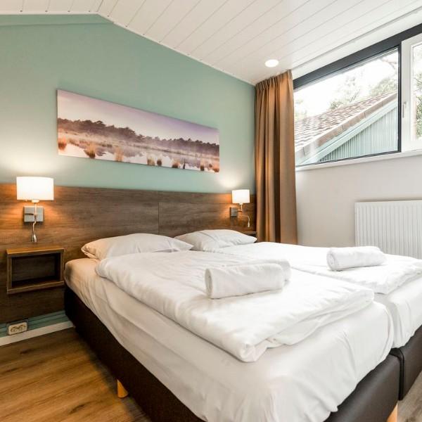 Landal Business Line het Vennenbos Slaapkamer