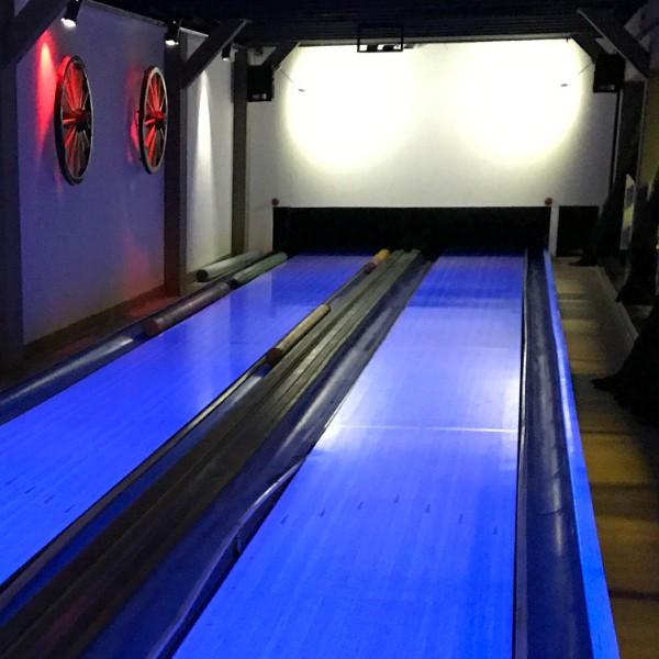 Boerderij Sallandshoeve - bowlingbaan