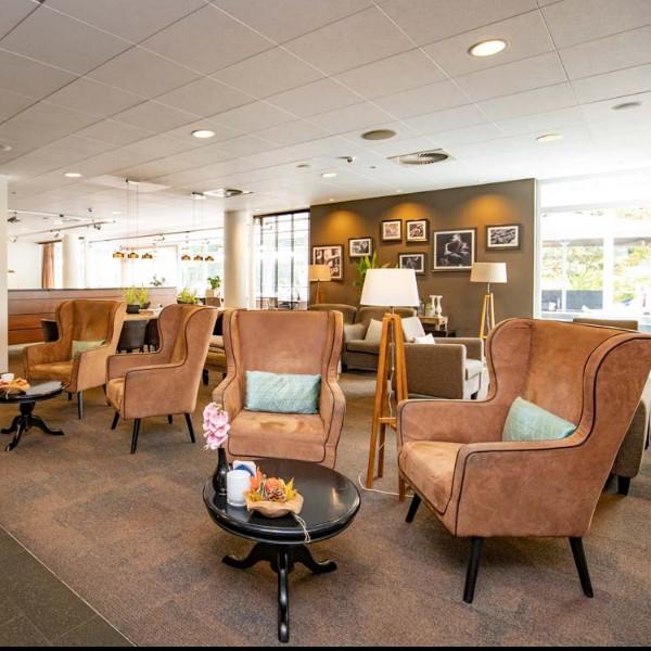 Fletcher Hotel Amersfoort Lounge