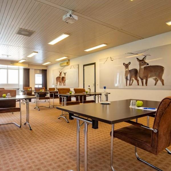 Fletcher Hotel Amersfoort Vergaderzaal School