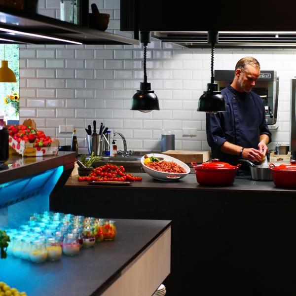 Ernst Sillem Hoeve - Front cooking - chef-kok
