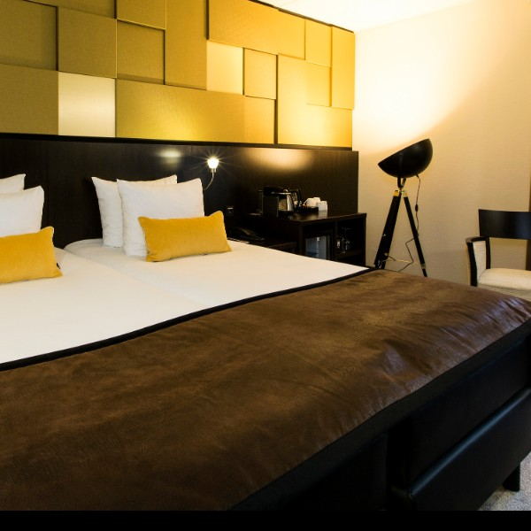 Oranje hotel Leeuwarden kamer