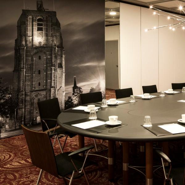 Oranje hotel Leeuwarden meeting room