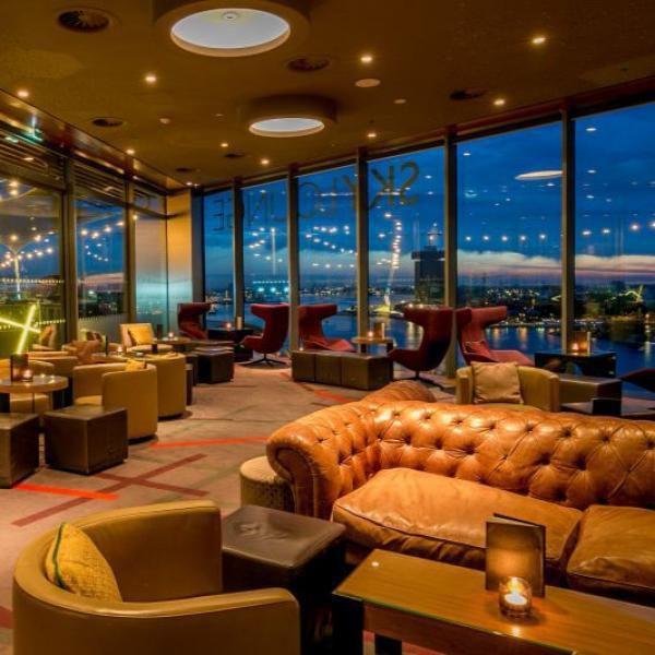 doubletree amsterdam lounge