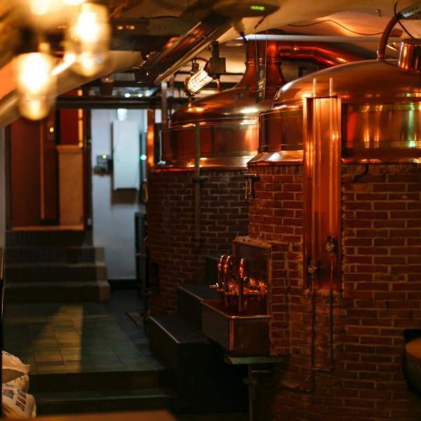 Oudaen Utrecht brouwerij