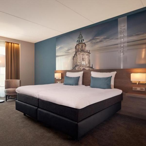 Van der Valk Hotel Groningen Hoogkerk hotelkamer