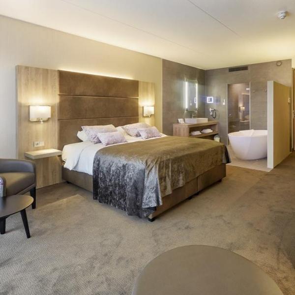 Van der Valk Hotel Princeville Breda hotelkamer_01