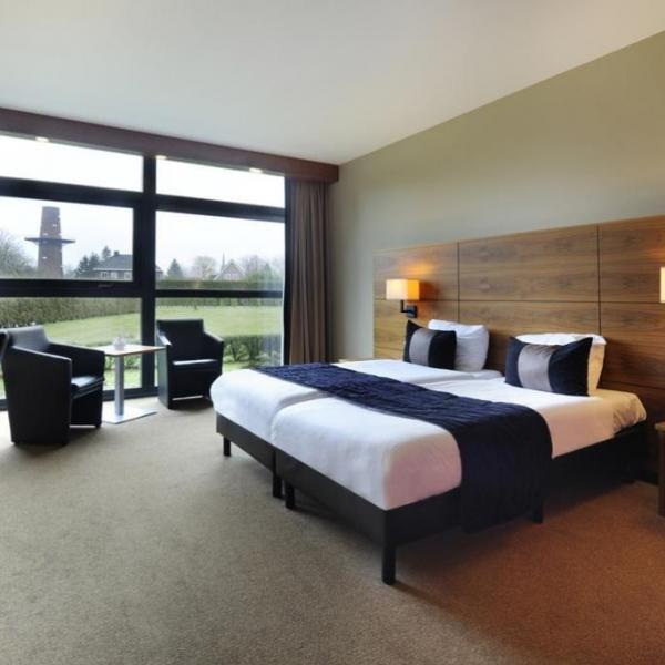 Van der Valk Hotel Princeville Breda hotelkamer_02