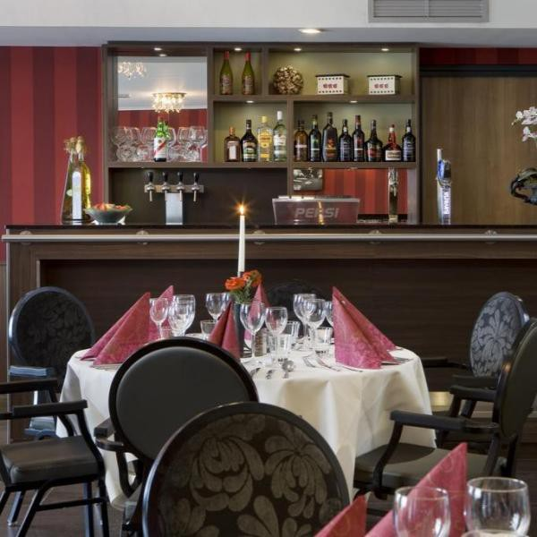 Van der Valk Hotel Princeville Breda restaurant