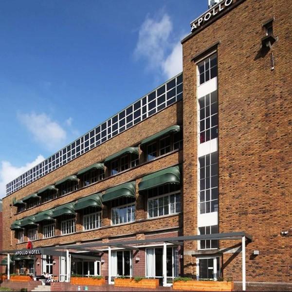 Apollo Hotel Breda City Centre Exterieur