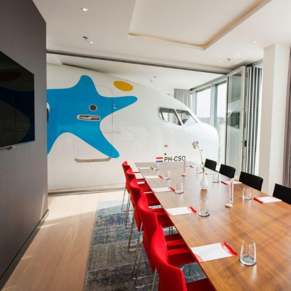 Corendon City Hotel Amsterdam, meetingroom, 737, suite, overal & view