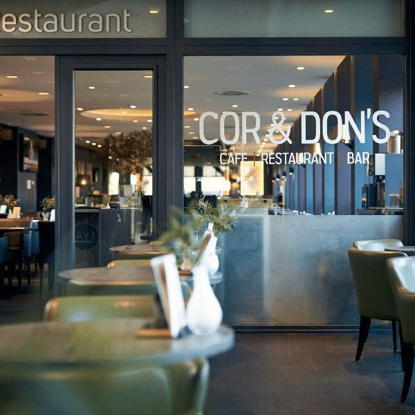 Corendon City Hotel Amsterdam restaurant