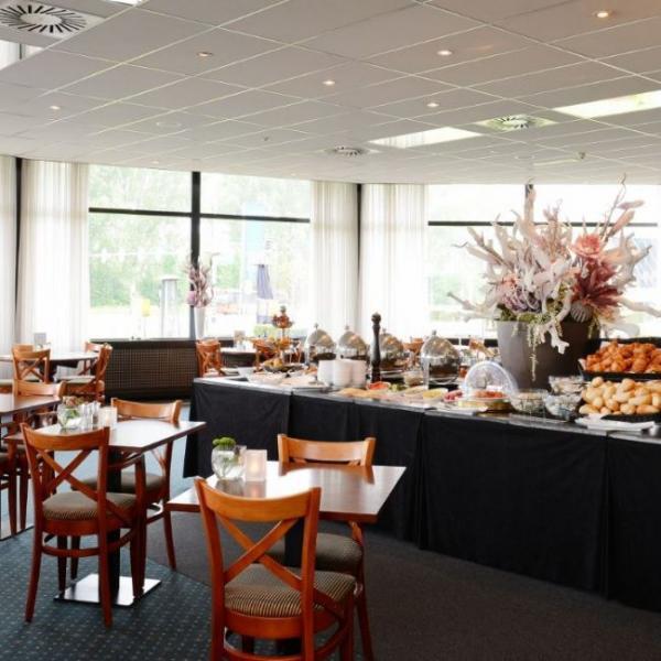 Amrâth Hotel Brabant ontbijtzaal