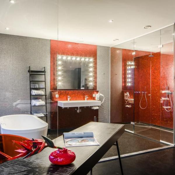 Van der Valk Hotel Veenendaal badkamer