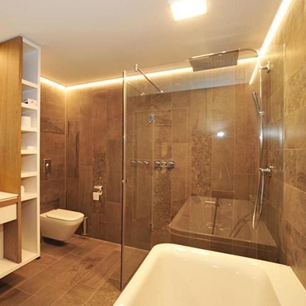 Hotel Zuiderduin badkamer