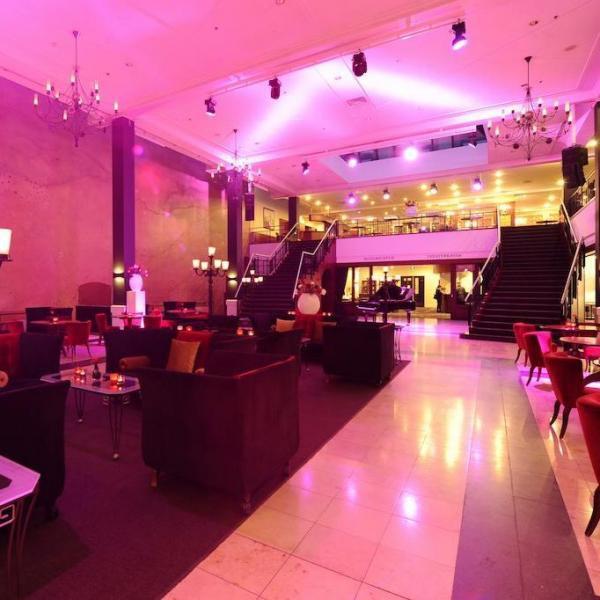 Van der Valk Theaterhotel De Oranjerie lobby