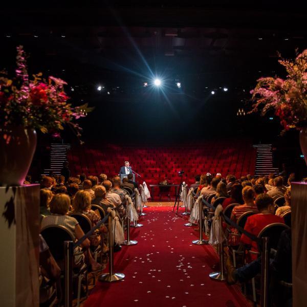 Van der Valk Theaterhotel theatherzaal