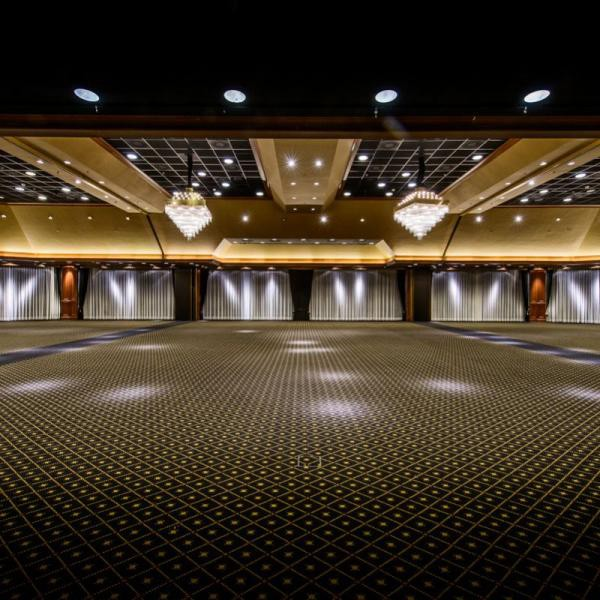 Grand Hotel Huis ter Duin grote zaal