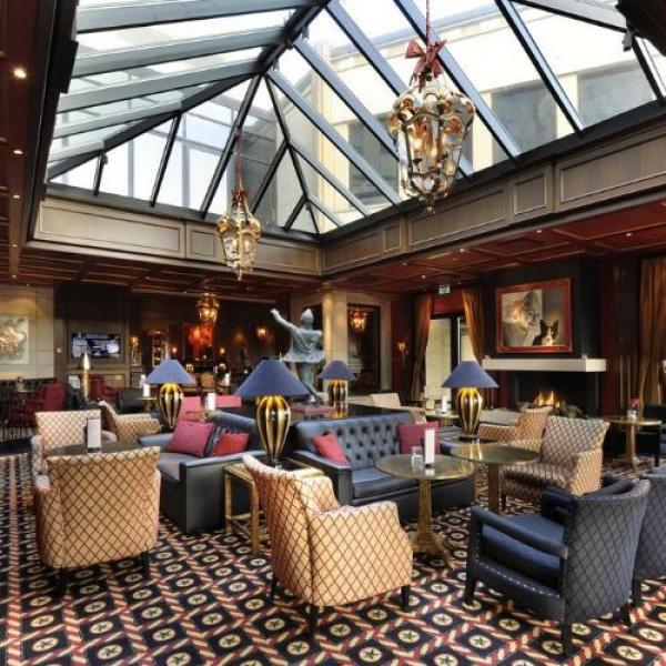 Grand Hotel Huis ter Duin hotelbar