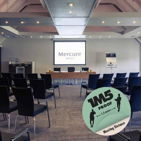 1,5m Mercure Hotel Zwolle